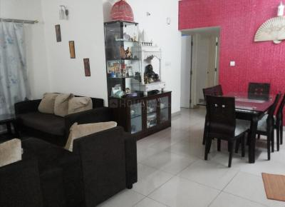 Gallery Cover Image of 1400 Sq.ft 3 BHK Apartment for rent in Tejaswini Nagar for 16000