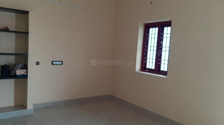 Bedroom Image of 580 Sq.ft 1 BHK Independent Floor for rent in Karappakam for 11000