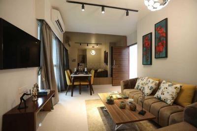 Gallery Cover Image of 300 Sq.ft 1 RK Apartment for buy in Wadhwa Wise City, Panvel for 3400000
