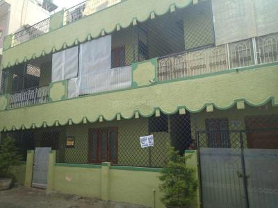 Gallery Cover Image of 800 Sq.ft 1 BHK Independent Floor for rent in Mahadevapura for 10000