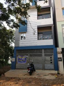 Gallery Cover Image of 900 Sq.ft 2 BHK Independent Floor for rent in Class D Employees Housing Society Layout for 15000