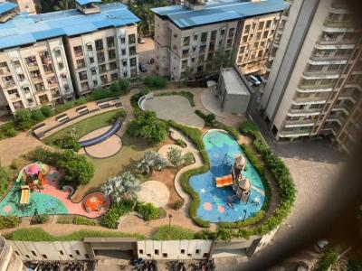 Gallery Cover Image of 1090 Sq.ft 2 BHK Apartment for rent in Unique Aurum, Mira Road East for 20000