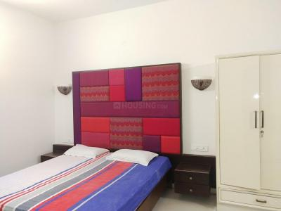 Gallery Cover Image of 3500 Sq.ft 4 BHK Apartment for rent in Banjara Hills for 80000