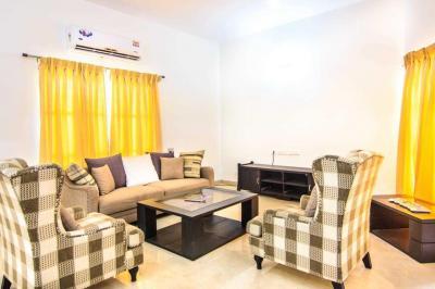 Living Room Image of Padmalaya in Karapakkam