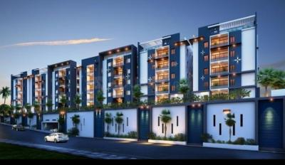 Gallery Cover Image of 1725 Sq.ft 3 BHK Apartment for buy in Mahaveer Palm Grove, Begumpet for 12200000