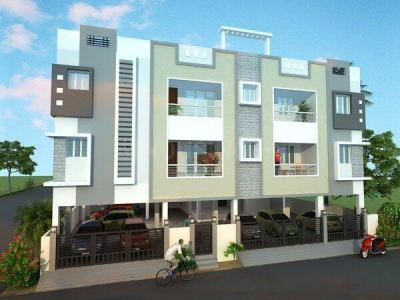 Gallery Cover Image of 902 Sq.ft 2 BHK Apartment for buy in Poonamallee for 3988400