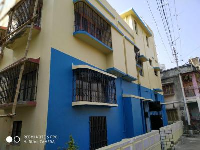 Gallery Cover Image of 550 Sq.ft 1 RK Independent House for rent in Kasba for 6000