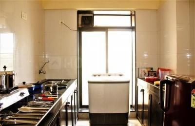 Kitchen Image of Steven's Nest in Kurla West