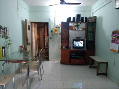 Gallery Cover Image of 650 Sq.ft 1 BHK Apartment for rent in Ghansoli for 22000