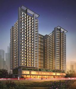 Gallery Cover Image of 502 Sq.ft 1 BHK Independent Floor for buy in Malad East for 7751500