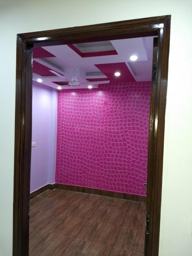Bedroom Image of 900 Sq.ft 2 BHK Independent Floor for rent in Bindapur for 12000