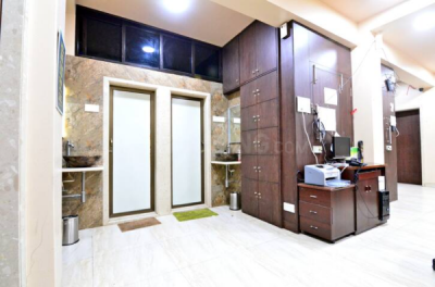 Bathroom Image of Bharat Building 3 With Terrace Lounge |irla, Juhu| in Vile Parle West