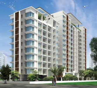 Gallery Cover Image of 2332 Sq.ft 3 BHK Apartment for buy in Lancor Cirrus, Valasaravakkam for 23000000