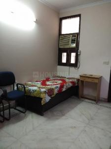 Bedroom Image of Rn Girls PG in GTB Nagar