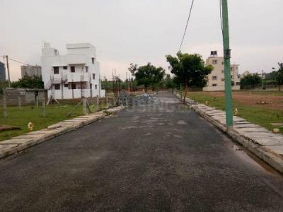 Gallery Cover Image of  Sq.ft Residential Plot for buy in Hennur Main Road for 5520000