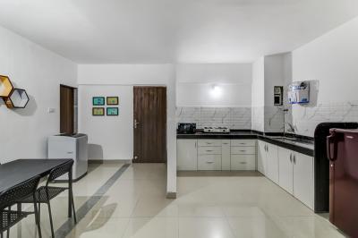Kitchen Image of Stanza Living - Prem Mairah Residency in Hinjewadi