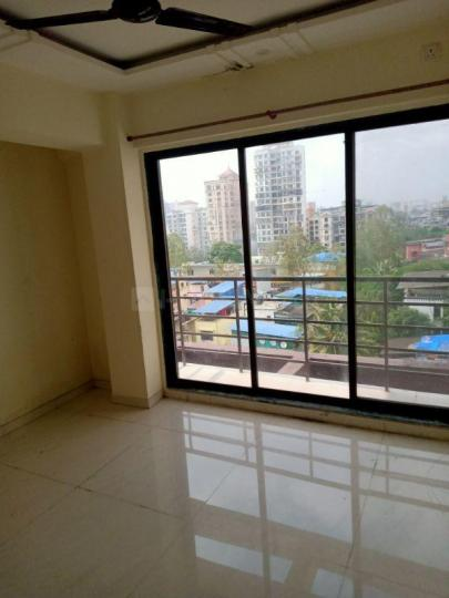 Living Room Image of 750 Sq.ft 1 BHK Apartment for rent in Vashi for 17000