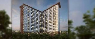 Gallery Cover Image of 480 Sq.ft 1 BHK Apartment for buy in Satellite Satsang Tower, Malad East for 4200000
