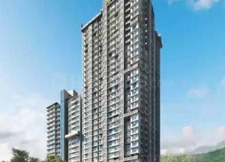अशर मेपल, मुलुंड वेस्ट  में 14200000  खरीदें  के लिए 14200000 Sq.ft 2 BHK अपार्टमेंट के बिल्डिंग  की तस्वीर