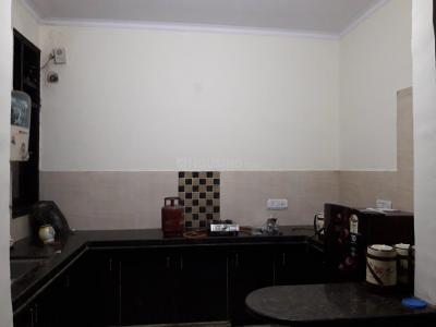Kitchen Image of Paras PG in Mukherjee Nagar