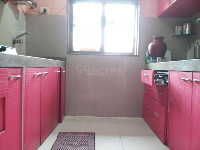 Gallery Cover Image of 950 Sq.ft 2 BHK Apartment for rent in Thane West for 17000