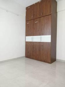 Gallery Cover Image of 600 Sq.ft 1 BHK Independent House for rent in Murugeshpalya for 19000