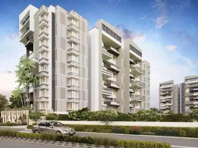 Gallery Cover Image of 3101 Sq.ft 4 BHK Apartment for buy in Maharaja Tukoji Rao Holker Cloth Market for 9303000