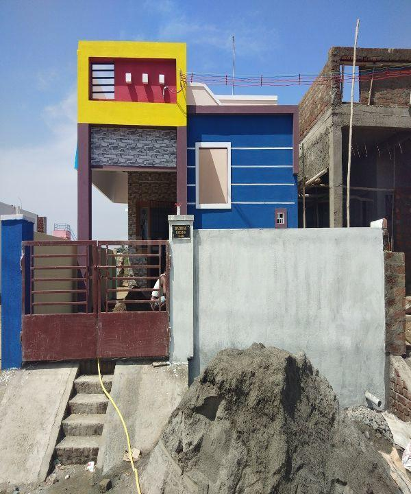Building Image of 1100 Sq.ft 2 BHK Independent House for buy in Veppampattu for 2850000