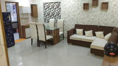 Gallery Cover Image of 1000 Sq.ft 2 BHK Independent Floor for rent in Unitech Uniworld City, New Town for 26000