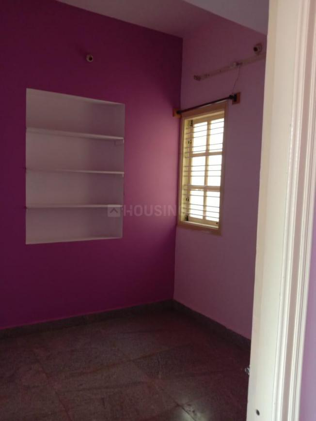 Bedroom Image of 800 Sq.ft 2 BHK Independent House for rent in Srirampuram for 13000