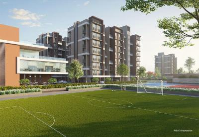 Gallery Cover Image of 650 Sq.ft 1 BHK Apartment for buy in Vichumbe for 4800000
