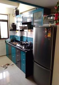 Gallery Cover Image of 630 Sq.ft 1 BHK Apartment for buy in Thane West for 8500000