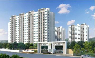 Gallery Cover Image of 996 Sq.ft 2 BHK Apartment for buy in Hinjewadi for 6200000