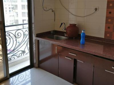 Gallery Cover Image of 1800 Sq.ft 4 BHK Apartment for rent in Kharghar for 38500