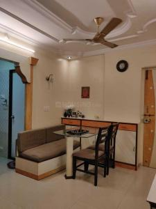 Gallery Cover Image of 665 Sq.ft 1 BHK Apartment for rent in Kandivali East for 26000