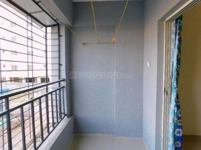 Balcony Image of Yadav Girls PG Keshav Nagar Manjri Road in Kharadi