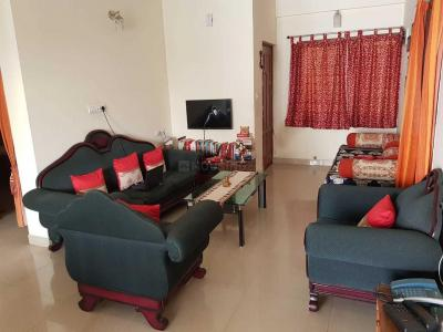 Gallery Cover Image of 1400 Sq.ft 3 BHK Apartment for rent in Kristal Dolomite, Konanakunte for 21000