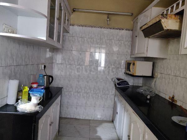 Kitchen Image of 1200 Sq.ft 2 BHK Apartment for rent in Andheri West for 60000