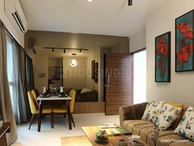 Gallery Cover Image of 642 Sq.ft 2 BHK Apartment for buy in Panvel for 4700000