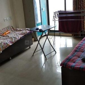 Bedroom Image of No Brokerage PG In Borivali And Kandivail East in Kandivali East