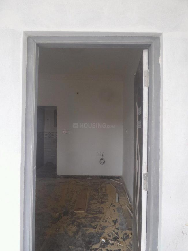 Main Entrance Image of 450 Sq.ft 1 BHK Independent Floor for rent in Bagalakunte for 6500