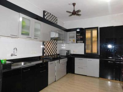 Kitchen Image of Cozydorms PG in Kharghar