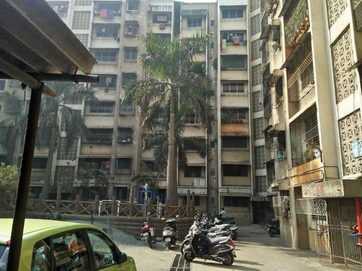 Building Image of 690 Sq.ft 1 BHK Apartment for rent in Dombivli East for 7500