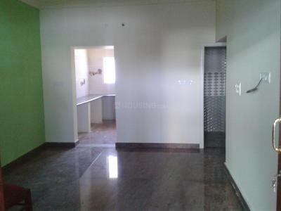 Gallery Cover Image of 1100 Sq.ft 2 BHK Independent Floor for rent in Jalahalli West for 10000