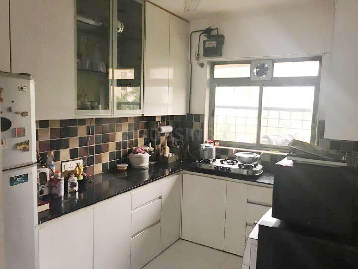 Kitchen Image of 600 Sq.ft 2 BHK Apartment for rent in Andheri West for 50000