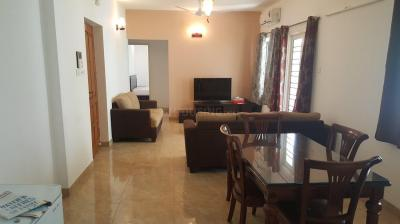 Gallery Cover Image of 1350 Sq.ft 2 BHK Apartment for rent in Besant Nagar for 55000
