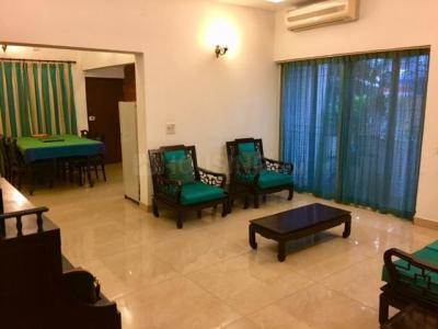 Gallery Cover Image of 1200 Sq.ft 2 BHK Independent Floor for rent in Indira Nagar for 53000