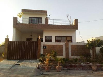 Gallery Cover Image of 2400 Sq.ft 4 BHK Independent House for buy in Blue City Township and Colonizers Blue City, Meera kot for 5500000