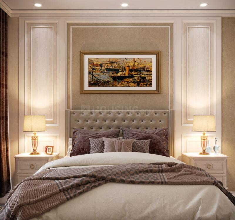 Bedroom Image of 900 Sq.ft 1 BHK Apartment for buy in Krishnarajapura for 4900000