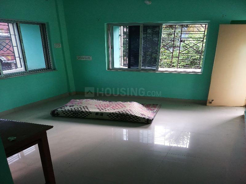 Living Room Image of 1050 Sq.ft 3 BHK Apartment for rent in Garia for 12000